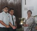 Inter House English Elocution Trophy- Awarded to Headmaster House (3)