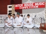 Inter House Music Competition May 2017